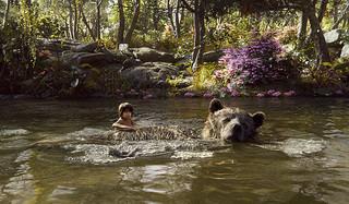最先端技術でスタジオがジャングルに変わる「ジャングル・ブック」メイキング映像公開