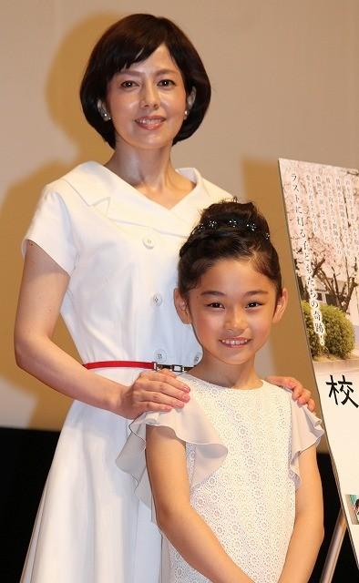 沢口靖子「普段は犯人を追いかけている」けど9年ぶり映画主演で教師役