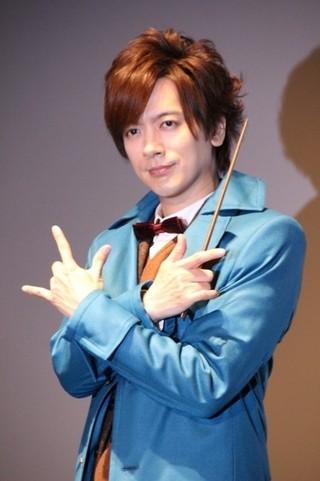 DAIGO「ファンタビ」宣伝大使就任で「SH(スーパーハッピー)」と歓喜!