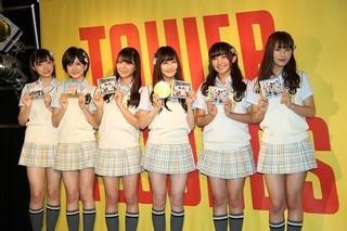 「NMB48」次世代メンバー、さや姉不在イベント満席に感激