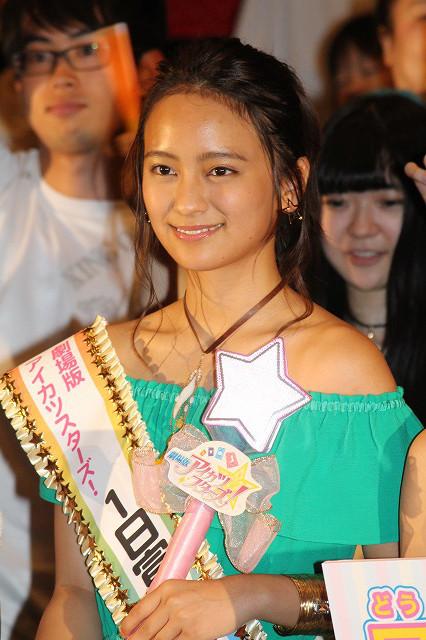 岡田結実、水泳・萩野公介選手の金メダル獲得に興奮 高校生選手に熱視線も