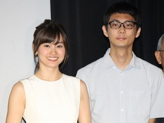 中西美帆と坂下雄一郎監督「東京ウィンドオーケストラ」
