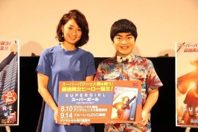 同じ静岡県出身の岩崎恭子氏と加藤諒
