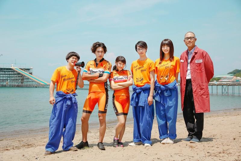 「トリガール!」に池田エライザ、ナダル、矢本悠馬!現場では土屋太鳳が声枯らし熱演