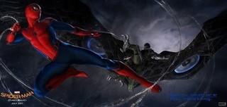 「スパイダーマン:ホームカミング」2017年8月11日公開決定