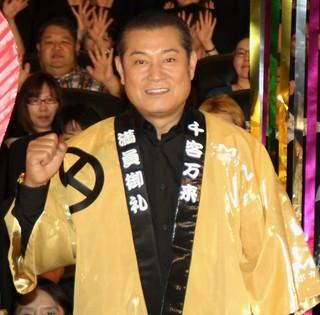 """「X-MEN」シリーズ最強の""""神""""松平健、メダルラッシュの五輪日本代表の活躍に感激"""