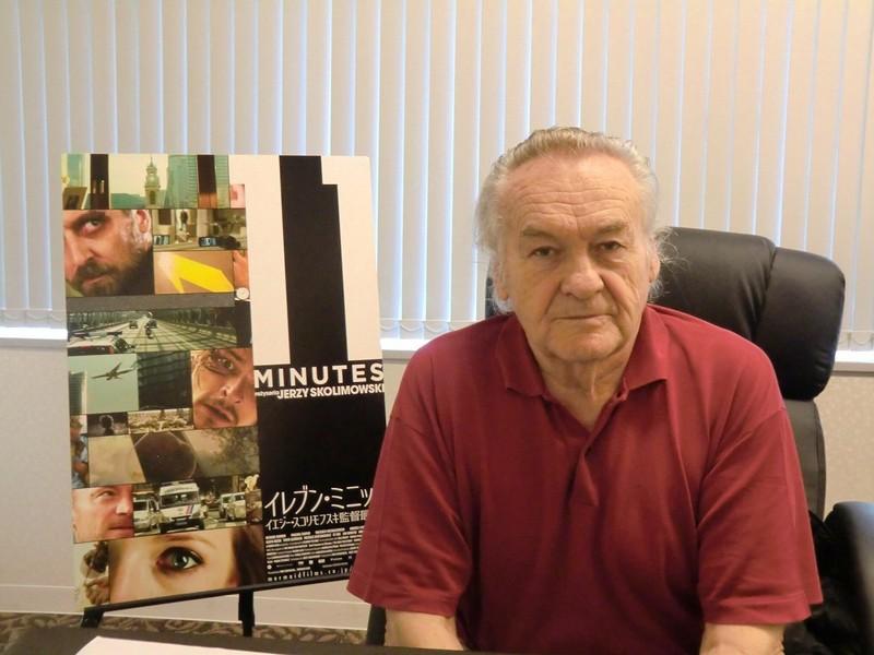 悪夢がきっかけ イエジー・スコリモフスキ、最新作「イレブン・ミニッツ」を語る