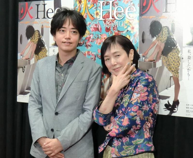 「1人1人にキスしたい」桃井かおり、監督・脚本・主演作「火 Hee」公開に感無量