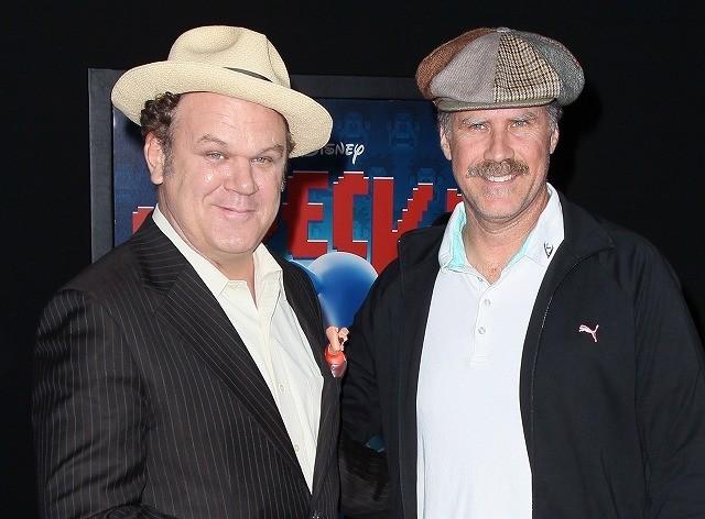 俺たち名探偵!?ウィル・フェレル&ジョン・C・ライリーがホームズ&ワトソンに!