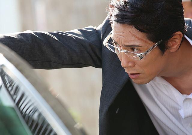 「破門」主演・佐々木蔵之介のイケイケなヤクザ姿が初公開!