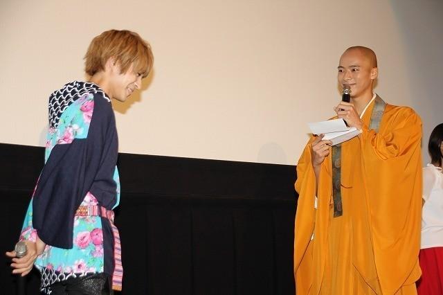 西銘駿、恋愛映画の難しさ痛感……指切りで緊張したのに「壁ドンとか無理」 - 画像6