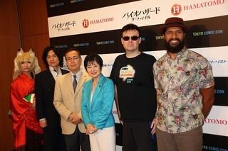 「東京コミコン」12月2~4日に幕張メッセで初開催!ハリウッドスター来日も予定