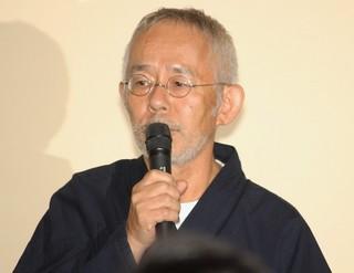 客席にいた鈴木敏夫プロデューサー「レッドタートル ある島の物語」