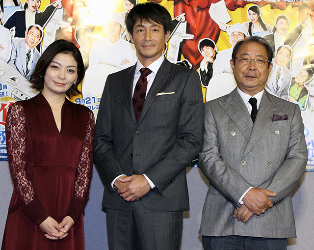 青森ロケ時の酒宴を振り返った 吉田栄作、田畑智子、平泉成