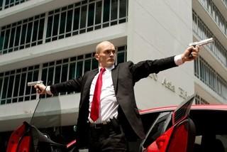 スキンヘッドに二丁拳銃、最強の暗殺者が帰ってきた!「ヒットマン エージェント47」予告編公開