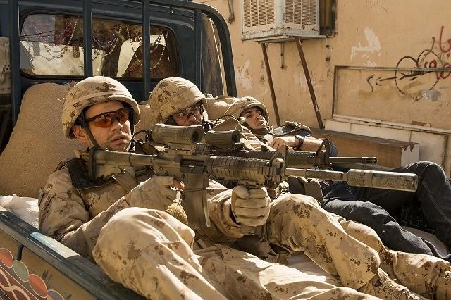 カナダ版アカデミー賞3冠の戦争映画「ハイエナ・ロード」、日本公開は10月1日!予告編も完成