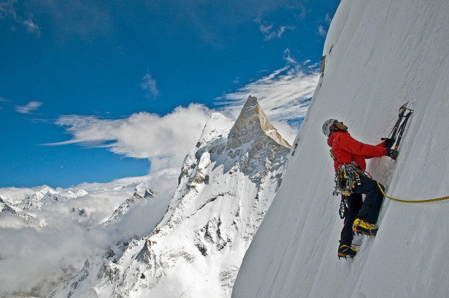 過酷な登頂の模様を収めた ドキュメンタリー「MERU」が日本公開