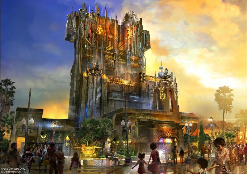 米ディズニーパークのタワー・オブ・テラーが17年1月で終了