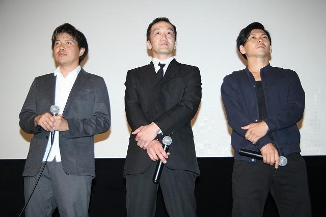 「KARATE KILL」主演ハヤテ、妹役・紗倉まなの画像探しに苦戦「大体セクシーなんで」