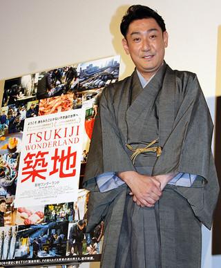 10月に八代目中村芝翫を 襲名する中村橋之助「TSUKIJI WONDERLAND(築地ワンダーランド)」