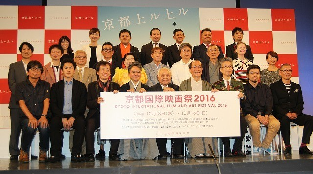 京都国際映画祭2016で三船敏郎さんドキュメンタリーがジャパンプレミア上映!