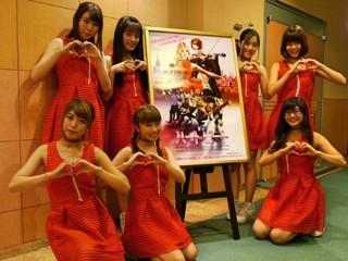 大阪☆春夏秋冬、「ハートビート」62人のプロダンサーの活躍に刺激