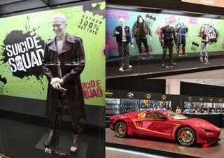 総製作費5億円、展示数3000点!「バットマン100%ホットトイズ」に潜入取材