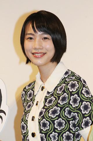 女優・のん、初主演アニメ完成に感慨 監督&原作者に絶賛され喜色満面