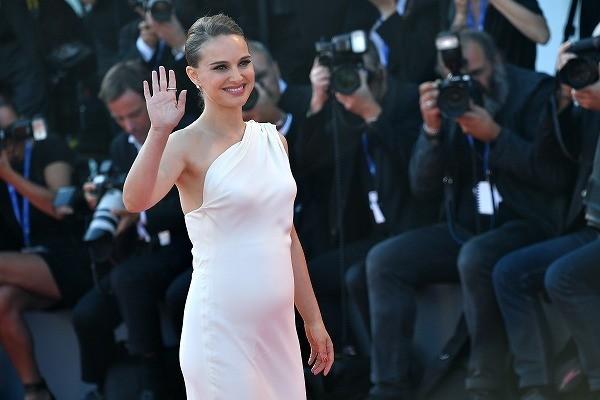 ナタリー・ポートマン第2子妊娠!ベネチア映画祭でおめでた発覚