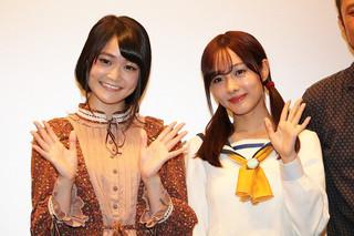 前田希美&「欅坂46」石森虹花、日常の恐怖体験を告白?「友だちと写真を撮ると…」