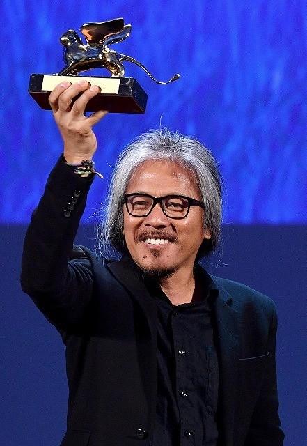べネチア映画祭、フィリピン社会映したラブ・ディアス監督作が金獅子賞
