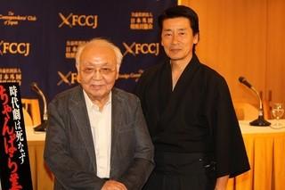 中島貞夫監督、時代劇の未来は女...