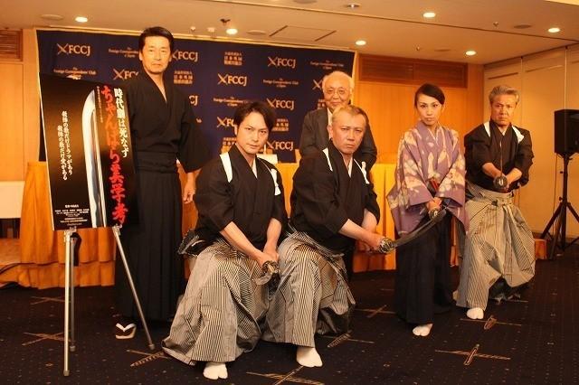 中島貞夫監督、時代劇の未来は女性にあり「刀に魅せられる女性増えた」