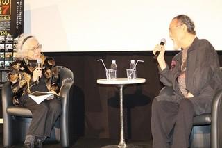 仲代達矢&野上照代「七人の侍」4Kデジタル上映に涙「黒澤監督に見せたかった」