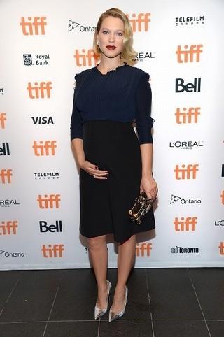 ボンドガールからママに!仏女優レア・セドゥーが第1子妊娠