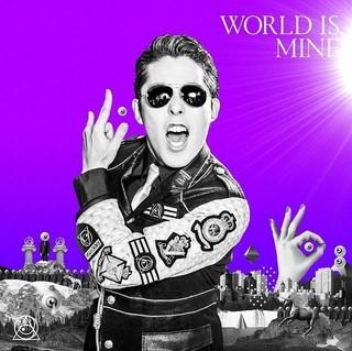 「RADIO FISH」の2ndアルバム「WORLD IS MINE」