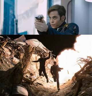 カーク船長の内面に切り込んだストーリーが展開「スター・トレック」