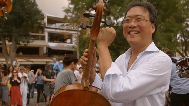 現代最高のチェロ奏者ヨーヨー・マ氏に迫るドキュメンタリー、17年3月公開