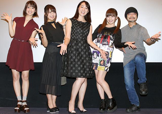 平嶋夏海、大型新人AV女優役も抵抗なし「思いっきり楽しんで演じた」