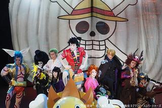 ルフィになった市川猿之助が見得を切る シネマ歌舞伎「ワンピース」予告編完成