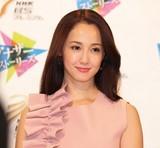沢尻エリカ、NHKでMC初挑戦「私でいいのか聞き直しました」