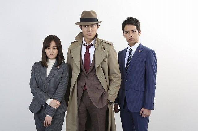 鈴木亮平主演で「銭形警部」ドラマ化! 日テレ×WOWOW×Huluの共同制作