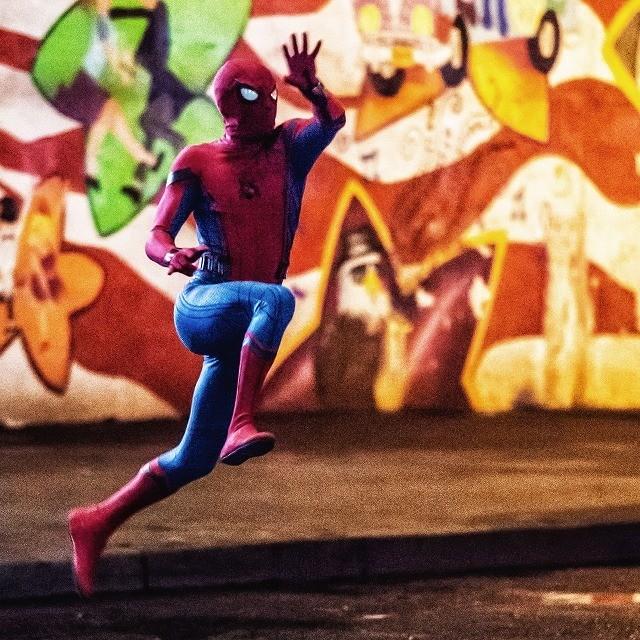 「スパイダーマン:ホームカミング」NYロケがスタート!