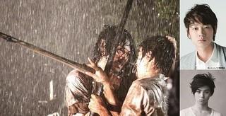 綾野剛、熊切和嘉監督新作で剣道の達人に!「培ったすべての感情を注ぎ尽くす」