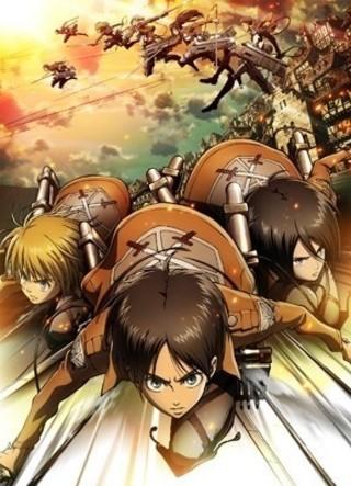 TVアニメ「進撃の巨人」オリジナルマスター版が放送開始 OADも地上波初放送