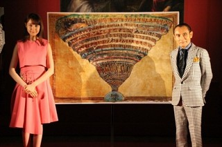 「インフェルノ」に登場する絵画に隠された文字は……片岡鶴太郎のあの流行語!?