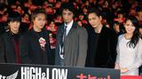 TAKAHIRO&斎藤工、以心伝心の赤パンにご満悦「後で見せ合いっこしましょう」