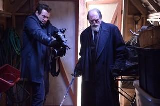 ギレルモ・デル・トロ企画・製作総指揮のドラマ「ザ・ストレイン」がシーズン4で終了