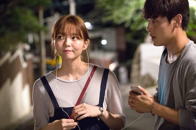 チェ・ジウ、ユ・アインらの胸キュン場面&素顔満載「ハッピーログイン」メイキング映像