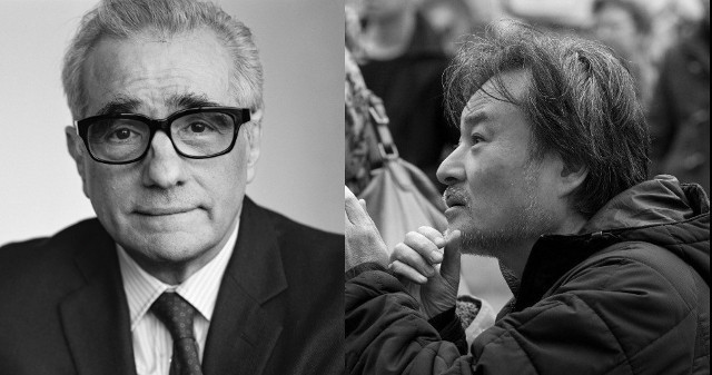 「SAMURAI」賞を受賞した マーティン・スコセッシ監督と黒沢清監督
